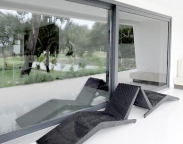 Sección Ventanas de PVC y Aluminio